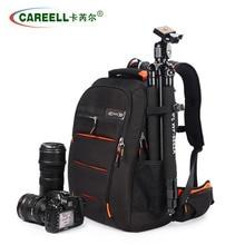 CAREELL C3050 сумка для мужчин и женщин рюкзак для камеры цифровые плечи большой емкости рюкзак для Canon Nikon SLR сумка для камеры