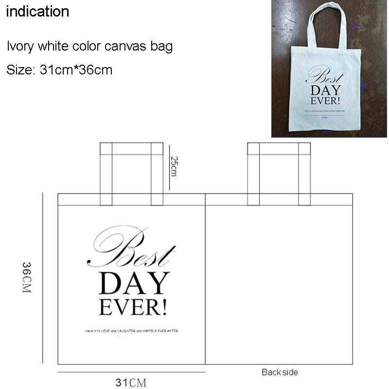 100 Pcs Custom Your Design Silkscreen Printed Casul Canvas Cotton Tote Bag Company Shopping Bag Eco Classic Bag
