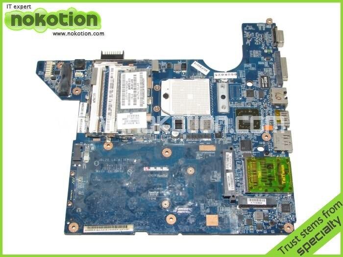 все цены на  511858-001 For HP DV4 motherboard  DDR2 Socket s1 LA-4111P  with cpu  онлайн