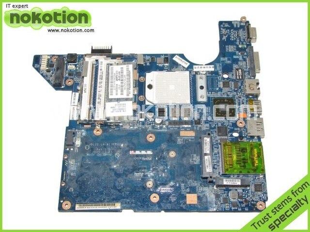 511858 - 001 para HP DV4 motherboard AMD DDR2 LA-4111P com cpu soquete s1