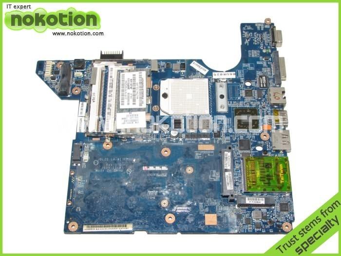 все цены на NOKOTION 511858-001 For HP DV4 motherboard  DDR2 Socket s1 LA-4111P  with cpu онлайн