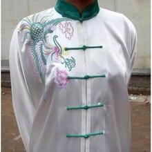 Customize Tai chi clothing taiji uniform Martial arts clothes kungfu garment exercise suit for women men children boy girl kids
