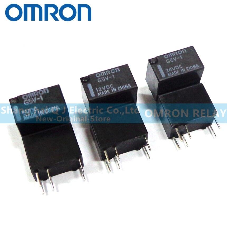 OMRON RELAY G5V 1 5VDC G5V 1 12VDC G5V 1 24VDC G5V 1 5V 12V 24V