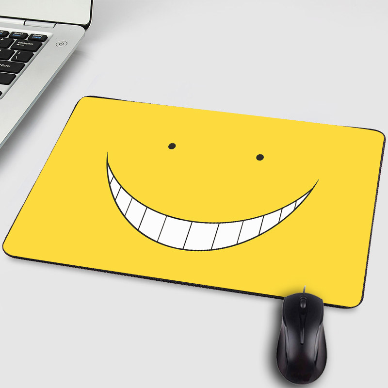 Mairuige Assassination Classroom Creative Funn Printing Anime Mousepad Korosensei Face Diy Customized Laptop Table Mouse Pad