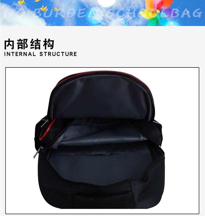 adolescentes meninos meninas mochila escolar ortopédico mochila