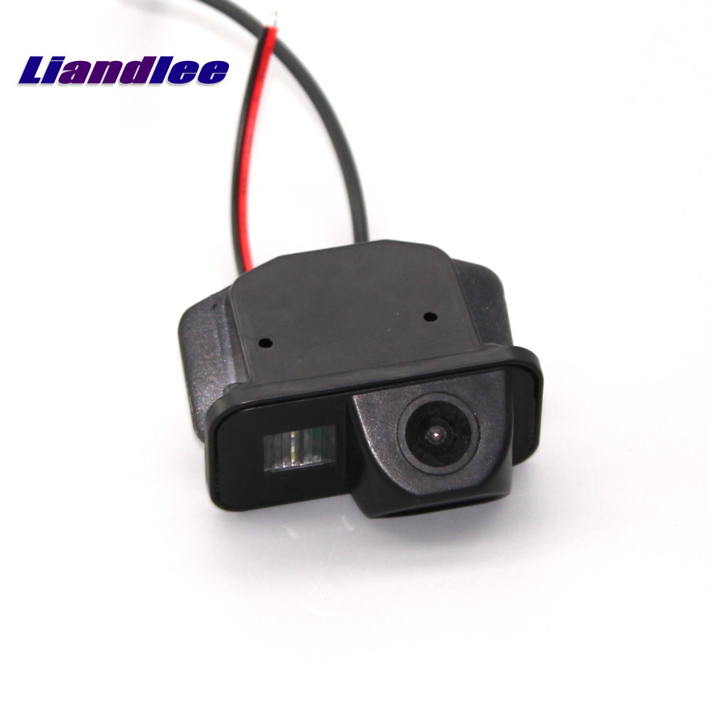 Liandlee For Toyota Auris Blade 2006 2012 Car Rearview Reverse Camera Backup Parking Rear View Camera Integrated SONY CCD HD in Vehicle Camera from Automobiles Motorcycles