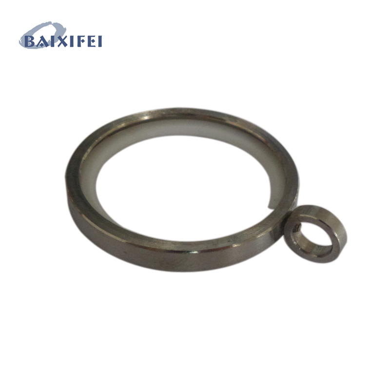30 Pcs Stainless Steel Curtain Rings Hanging Clamp Ring 35mm,Curtain Accessories Tracks Window Shower