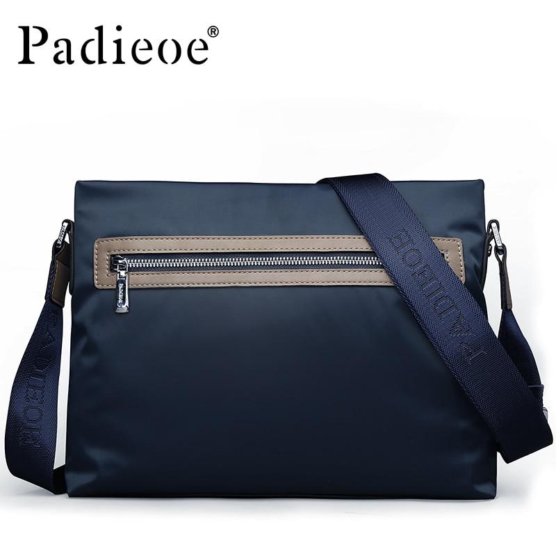Bags Männlichen Neue Mode Schulter Lässig Messenger Qualität Beutel Männer Crossbody Padieoe Nylon Blau TqwPqS