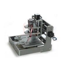 LY 2020 DIY marco de la máquina CNC con motor para grabado pcb