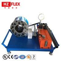 2019 HZFLEX HZ-30C hortum sıkma makinesi dx68