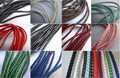 5 Meters 5mm PU Silk Braided Leather Cord Bracelet Necklace Making Cord Fine Jewelry Fittings