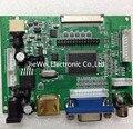 Exibição Placa Controladora LVDS TTL 50PIN para AT070TN90 92 94 Suporte HDMI VGA 2AV VS-TY2662-V1 Automaticamente