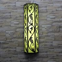 vintage street Landscape light led outdoor waterproof garden light sconces commercial lighting Corridor Wall Lamps