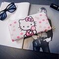 Bolso de la manera de Hello Kitty Billetera 8 Bolso estilo Bolso de Las Señoras Carteras de Cuero Embrague Bolsa bolsa Feminina bolsas Femenina