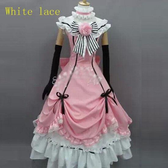 Ciel vestido de mujer