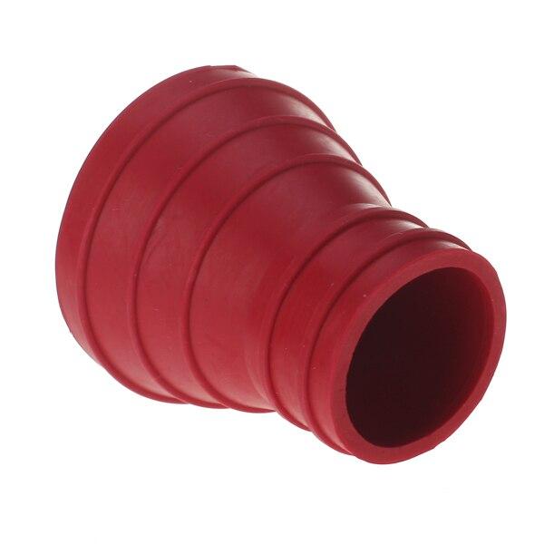 1 Pcs Golf Ball Magnet Pickup Retriever Rubber Suction Cup Grabber Golf Training Aids Bäller Rückholer Collector Red