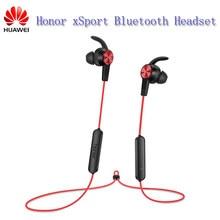5dff2b36a05 Original Huawei Am61 Honor auricular Bluetooth IPX5 impermeable BT4.1  música Control Mic auriculares para