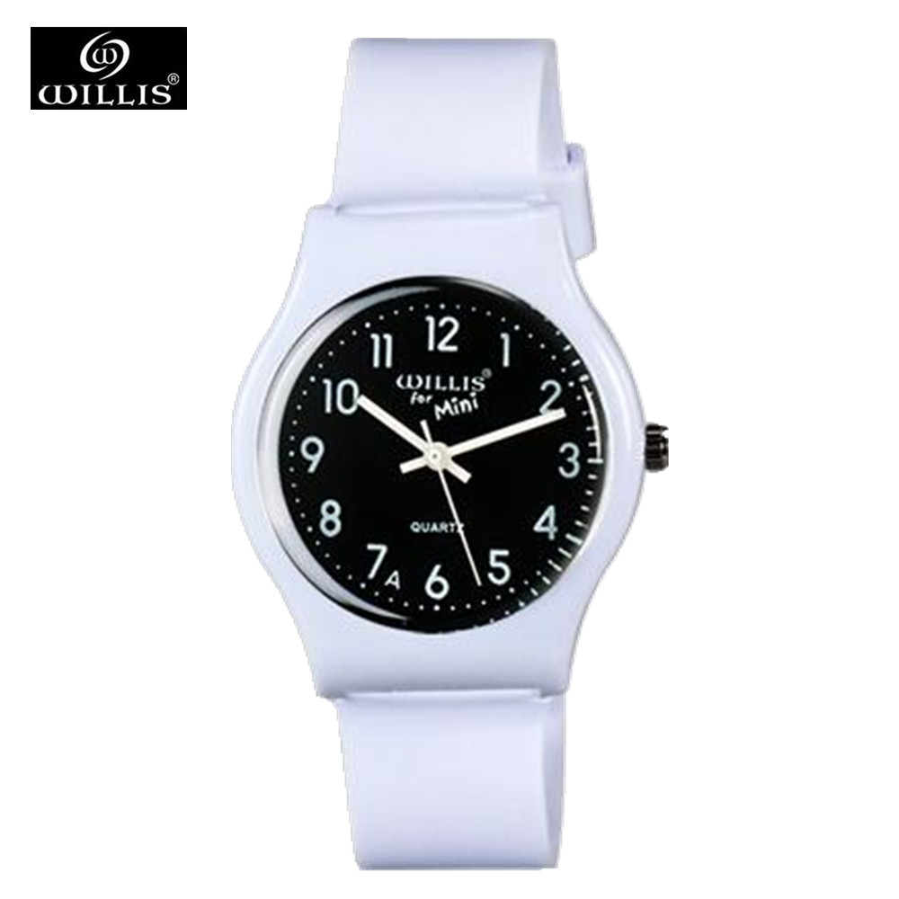 Mini Student s Kid s Women s Fashionable Analog Quartz Wrist Watch