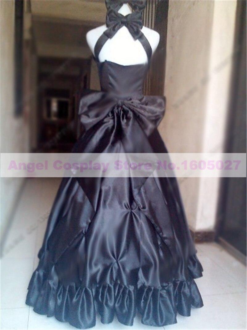 Anime Type Moon 10 Years Anniversary Saber Wedding Dress Cosplay
