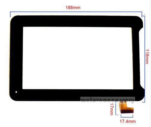 Original New 7 inch Medion Lifetab E7315 MD 98619 Tablet touch screen digitizer panel Sensor Glass Replacement Free Shipping black white new 7 inch tablet touch panel screen e c7080 01 lcd digitizer sensor glass replacement qsd e c7080 03 free shipping