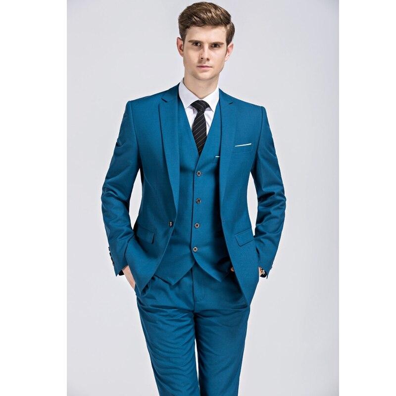 16ff23027b9c Costume pour homme bleu - Idée de Costume et vêtement