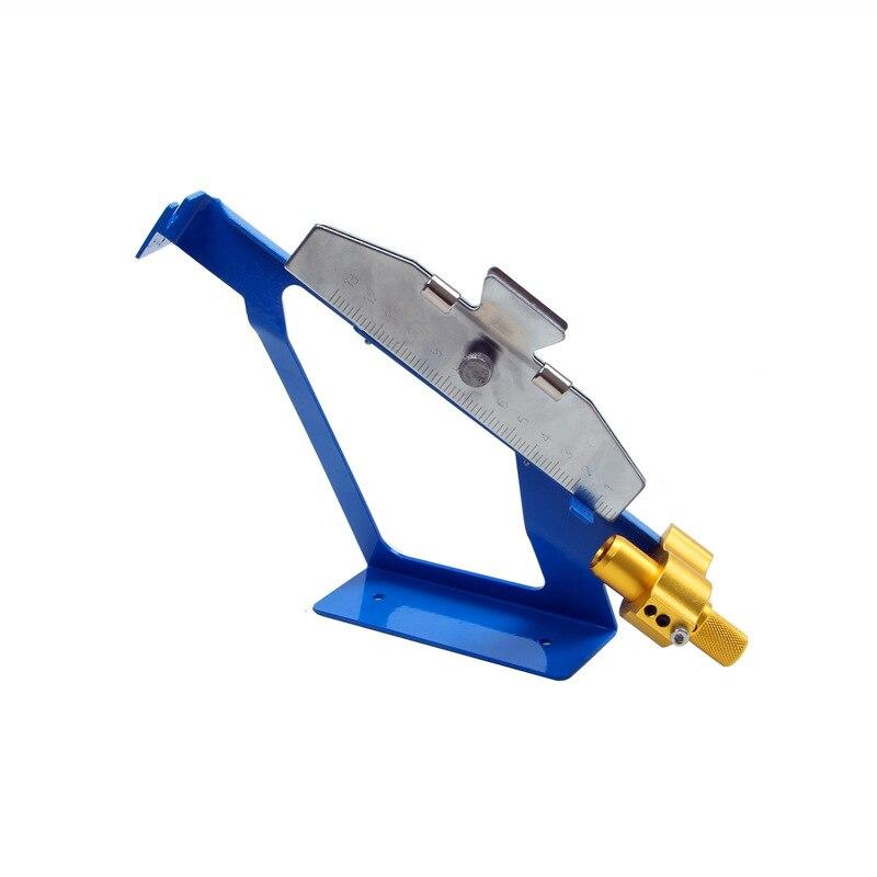 diy penas braçadeira magnética ferramenta palhetas