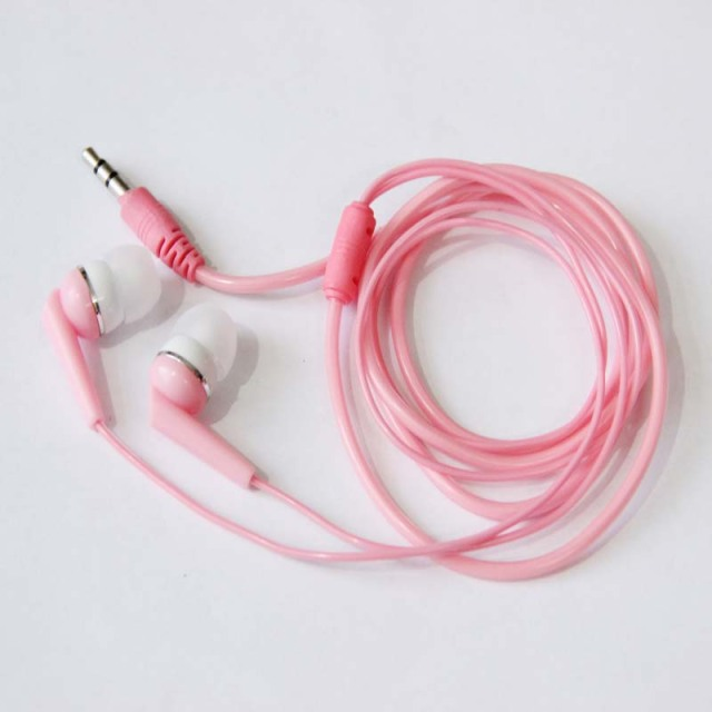 High Quality In-Ear Wired Stereo headset Remote&Mic Earphone For IPHONE XIAOMI For Samsung Galaxy S3 S4 Note 3 MP3/4