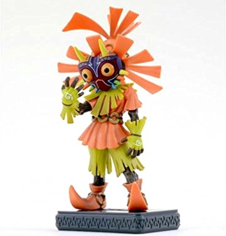 Galleria fotografica NUOVO cranio del capretto majoras maschera maschera di figura In Edizione Limitata <font><b>Nintendo</b></font> 3DS