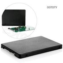 """OOTDTY 100% Новый HDD Эффективным И Быстрым Мини Pcie MSATA SSD в 2.5 """"SATA3 Адаптер Карты С Коробкой Высокого Качества"""