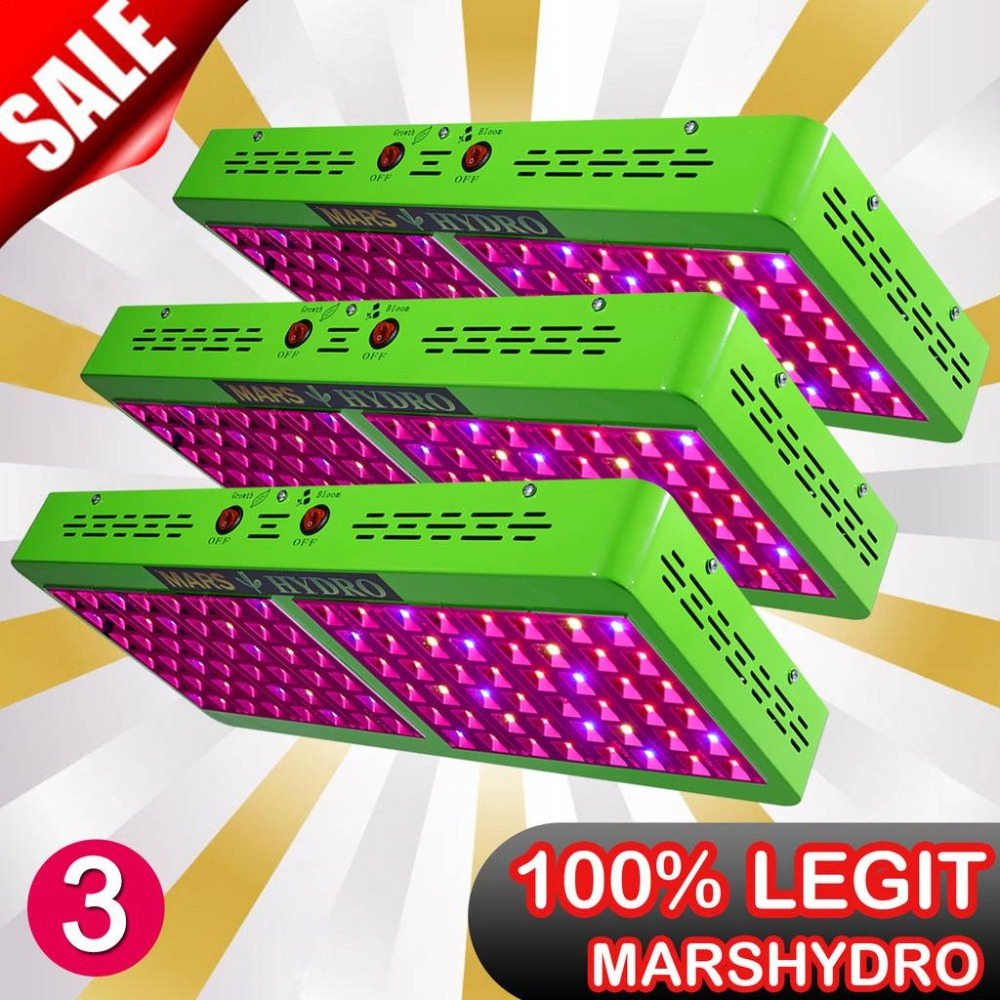 3PCS Mars Hydro Reflector 480W LED Grow Light Veg/Bloom Switchable Full Spectrum Indoor Plant Hydroponic System NO STOCK IN RU ssop df1706e df1706 3pcs in stock