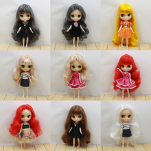 ICY Middie Blythe Doll Colorful Hair Regular Body 20cm