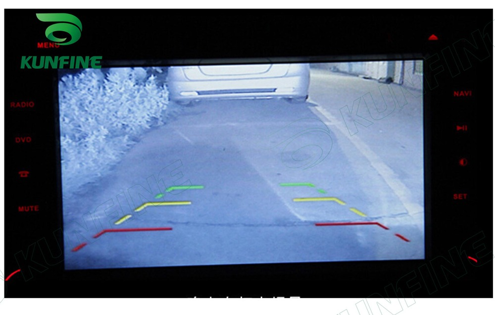 Беспроводная HD Автомобильная камера заднего вида для Magotan \ Golf \ POLO 2012 Камера заднего вида ночного видения Водонепроницаемая