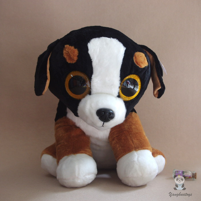 b507cf240d5 Large Bernese Mountain Dogs Dolls Plush Toys TY Stuffed Animals Big Toy  Children Gift Pillow 45cm