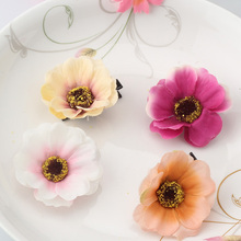 New Arrival Beautiful Flower Hair Accessories Hairpins Women Hairgrips Girls Sweet Baby Hair clip for Summer Dress Barrettes