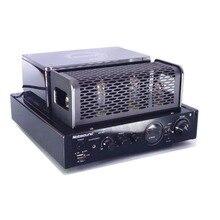 2017 nouveau MS-30D usb Bluetooth Hifi Tube À Vide Amplificateur lecteur Audio pour La Maison Amplificateur 25 W + 25 W 220 v/50 HZ