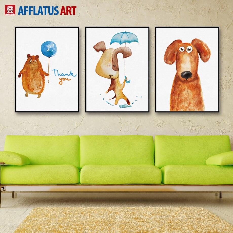Scooby Doo Bedroom Decor Kids Room Posters Promotion Shop For Promotional Kids Room Posters