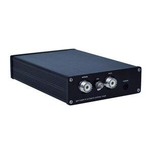 Image 4 - Neue Version Magnetische Halten mAT 125E mAT125E HF Auto tuner 120 W AUTO TUNER Automatische Antenne Ham Radio T0209