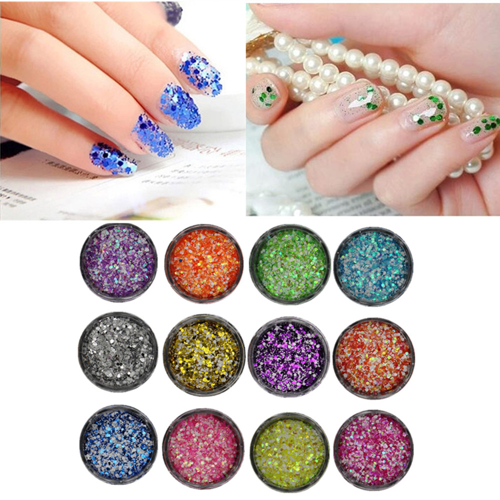 Perfect How To Apply Glitter Dust To Nails Inspiration - Nail Art ...