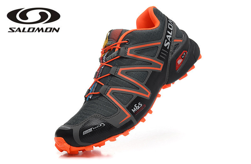 Salomon Speed Cross 3 CS cross-country chaussures de course Baskets De Marque Hommes Sport Chaussures SPEEDCROS Chaussures de Course