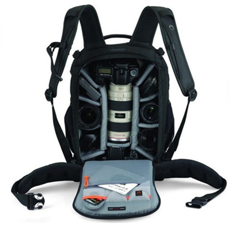 все цены на wholesale Lowepro Flipside 400 AW Digital SLR Camera Photo Bag Backpacks 100% Genuine,come with ALL Weather Cover
