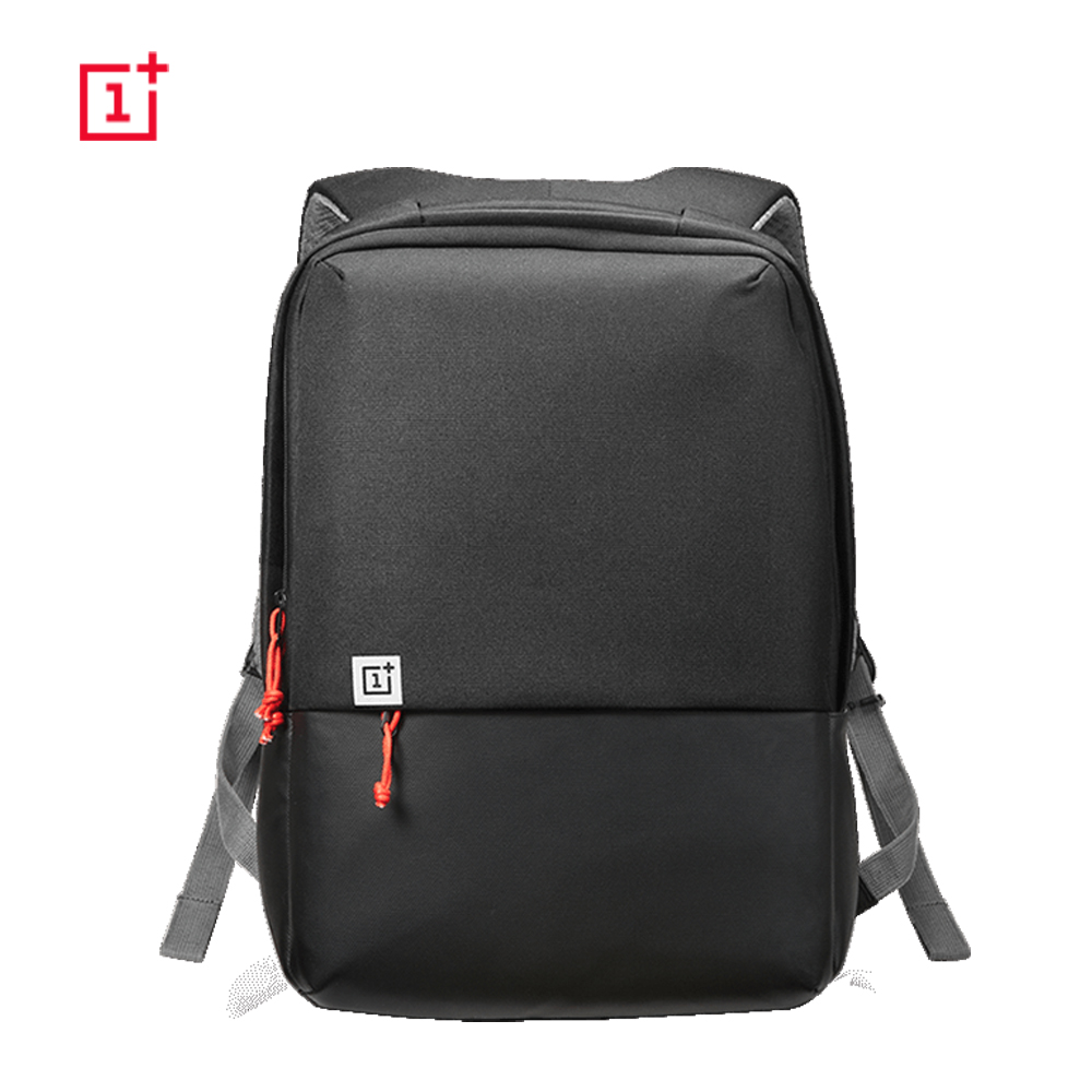 OnePlus Travel Shoulder Bags Men Women Mochila Waterproof Notebook Computer Rucksack School Bag Cordura Backpacks For Teenagers senkey style fashion genuine leather backpacks bag for men women shoulder bag teenagers casual travel school bags laptop mochila