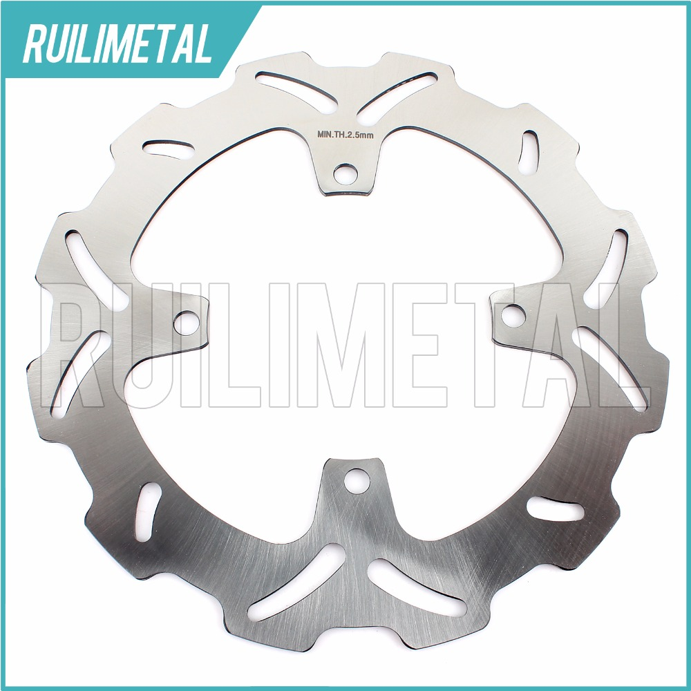 Front Brake Disc Rotor for KAWASAKI KX125 KX-125 KX 125 250 450 F 2006 2007 2008 2009 2010 2011 2012 2013 2014 2015 KLX R car rear trunk security shield cargo cover for jeep compass 2007 2008 2009 2010 2011 high qualit auto accessories