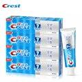 Crest-multiple efeito antibacteriano limpeza profunda creme dental dentes brancos ultra gum care anti mau hálito de pasta de dente 140g * 4 pcs