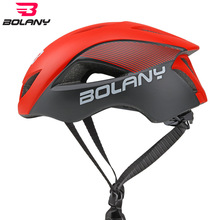 BOLANY Bicycle Helmets Men Women Bike Helmet MTB Mountain Road Integrally Molded Cycling Breathable Caps 12 Vents