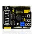 El envío gratuito! keyestudio multiusos shield V2 para arduino starter