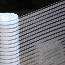 Eletrostático limpador de varanda, folha de vidro sem cola para decoração de escritório, para janelas e varanda