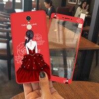 Xiaomi Redmi Note 4X Case Beauty Back Series Soft TPU For Xiaomi Redmi Note 4 Global