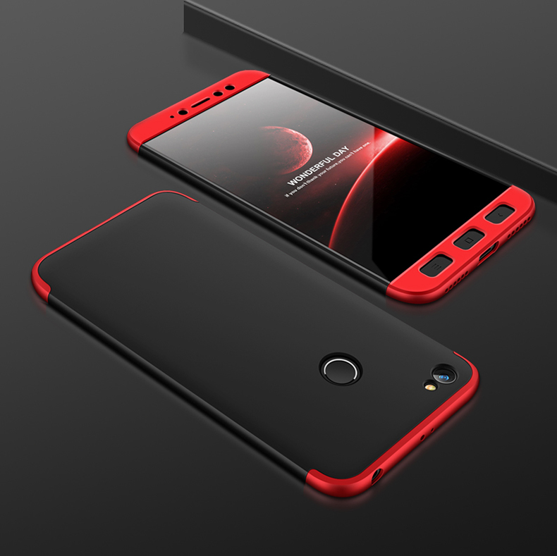 360 Degree Full Protection Case For Xiaomi Redmi Note 5A Prime Cover shockproof case For Redmi Note 5A Prime case glass 5 5 39 39 in Fitted Cases from Cellphones amp Telecommunications