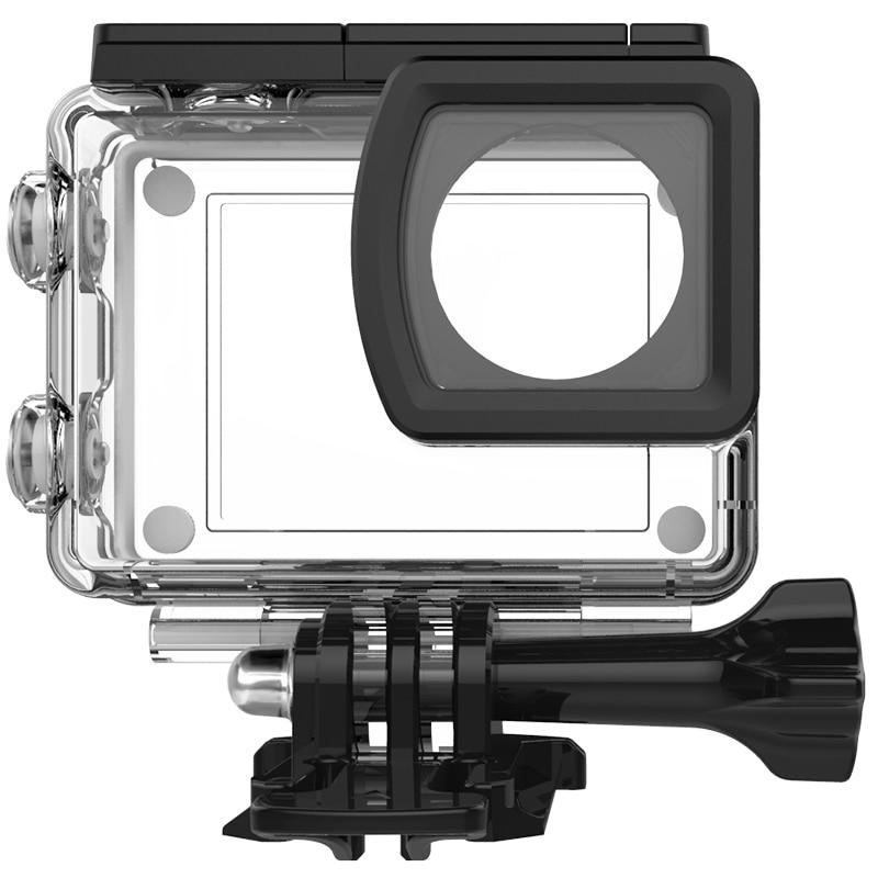 LANBEIKA For SJCAM SJ6 Legend Accessories 30M Underwater Housing Waterproof Case For SJ6 Legend Action Sport Camera