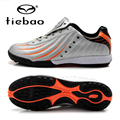 TIEBAO Professional Men Athletic Training TF Turf Soles Football Boots Sneakers Outdoor Sports Women Soccer Shoes EUR 39-44
